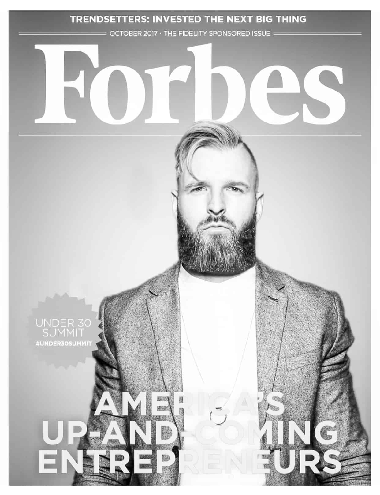nik ingersoll forbes 30 under 30 food