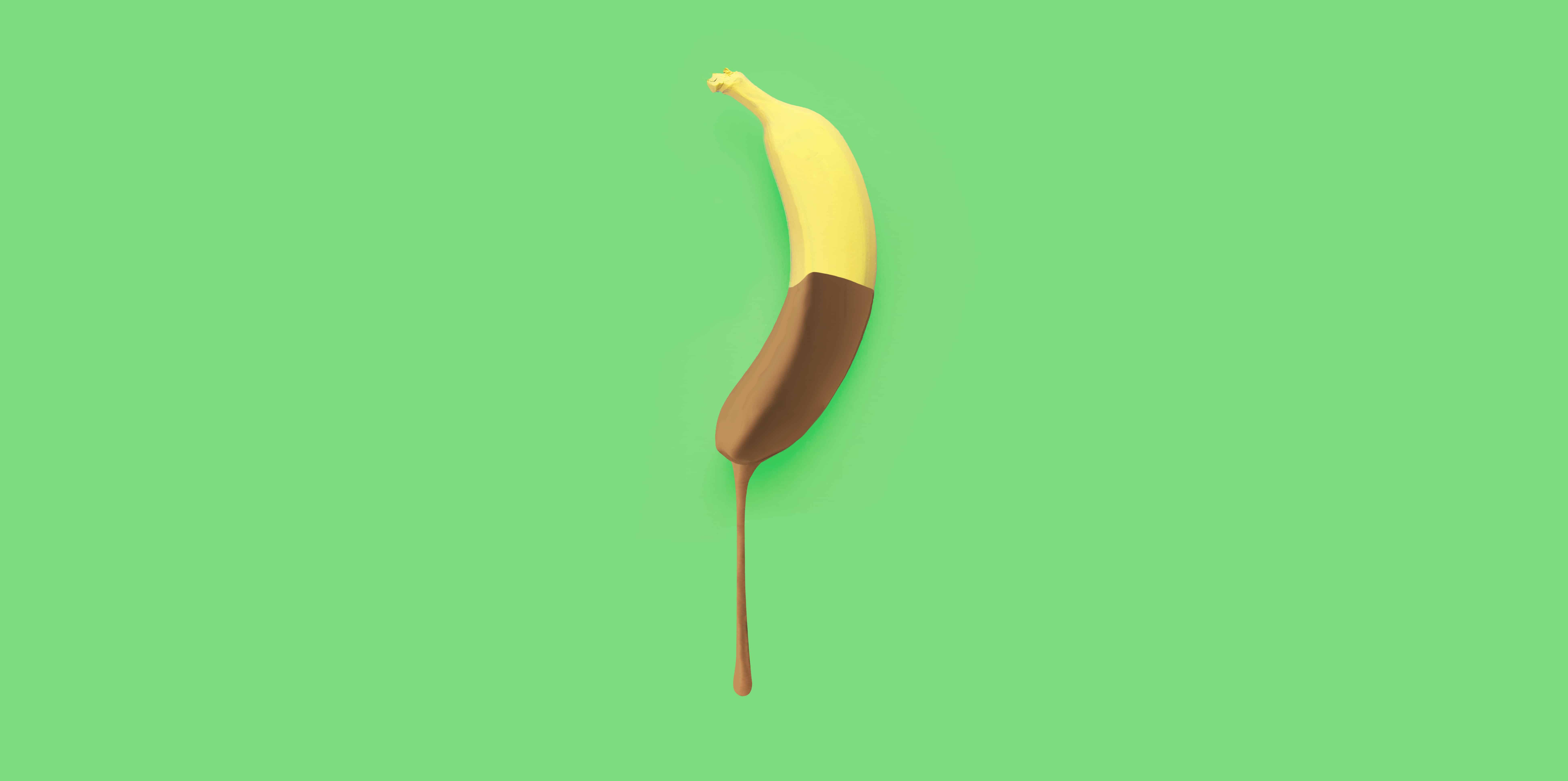 nik ingersoll barnana chocolate dipped bananas