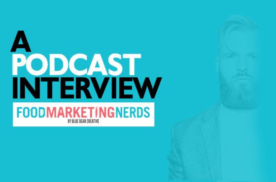 My Interview On The Food Marketing Nerds Podcast: Guerilla Marketing