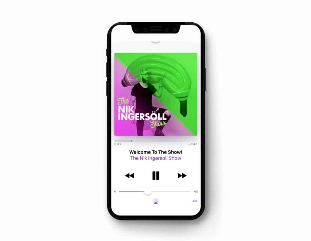 apple podcasts nik ingersoll show